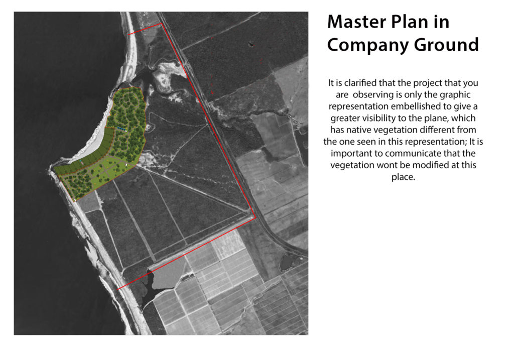 Master Plan in Company Ground
